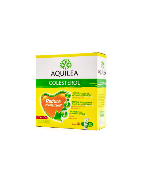 Aquilea Colesterol 20 Sticks Líquidos 250ml