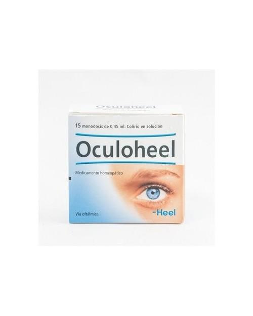 oculoheel colirio 15 monodosis