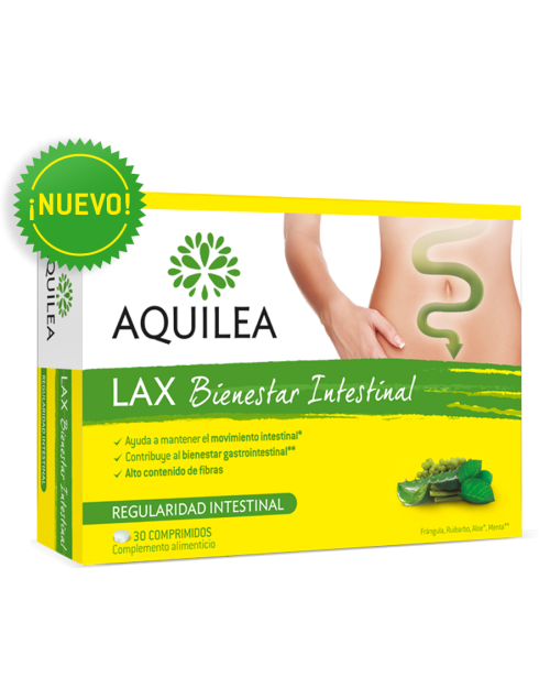 Aquilea Lax Bienestar Intestinal 30 Comp