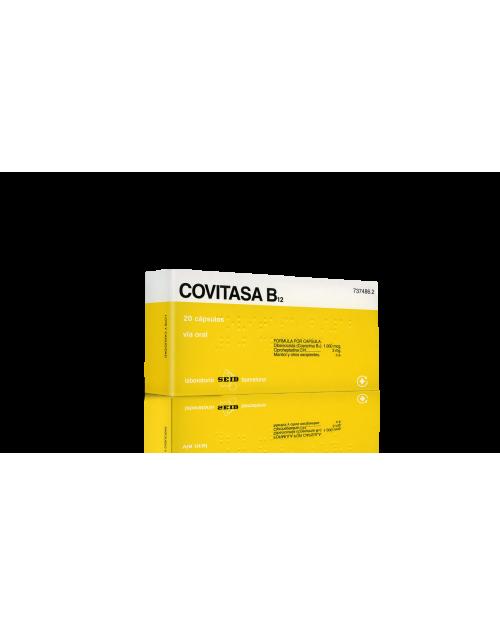 Covitasa B12 20 Cáps