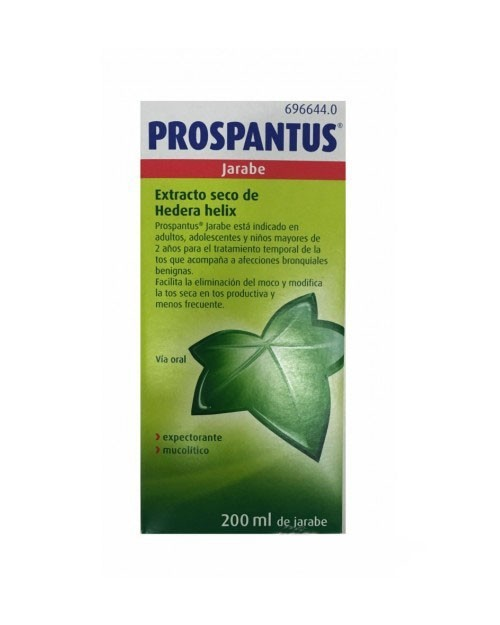 Prospantus 35 MG/5ml Jarabe 200ml