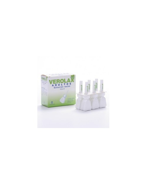 verolax adultos (5.4 ml solucion rectal 6 enemas 7.5 ml )