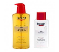 eucerin ph5 oleogel de ducha 400 ml.