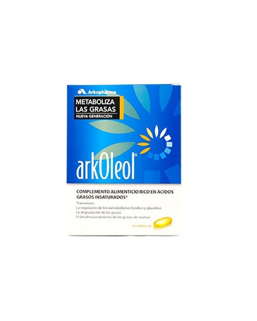 Arkoleol 90cáps
