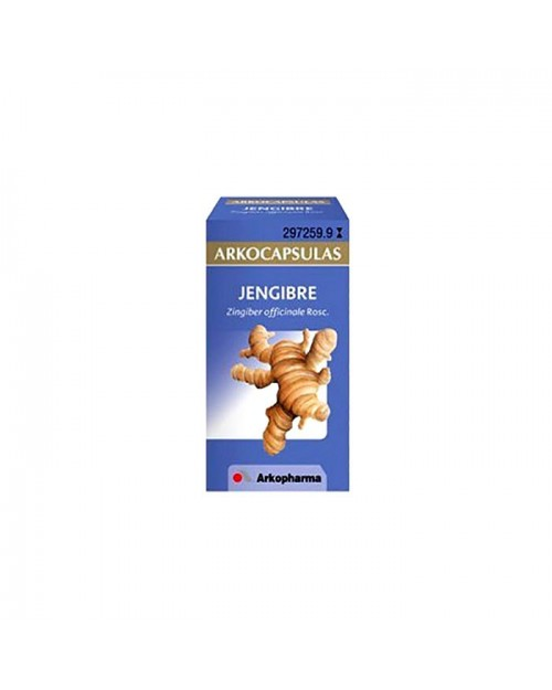 Arkocápsulas jengibre 48cáps
