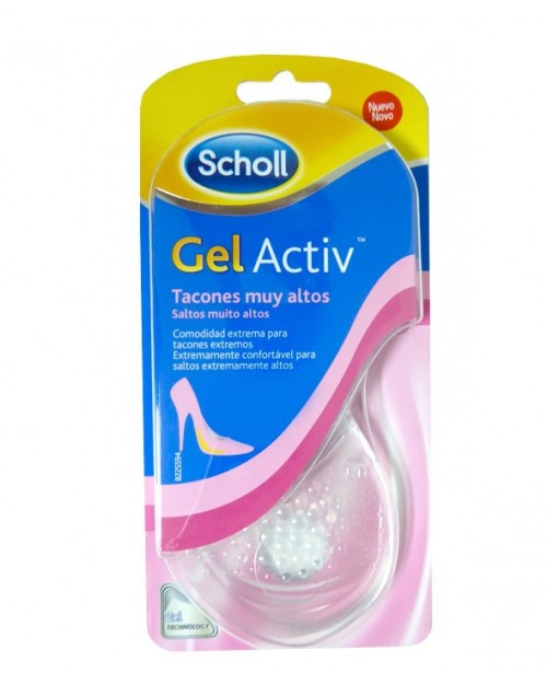 DR SCHOLL Plantilla Gel Activ Profesional Hombre par nº42-48