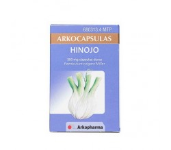 ARKOCAPSULAS HINOJO (300 MG 50 CAPSULAS )