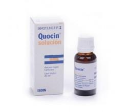 QUOCIN (SOLUCION TOPICA 20 ML )