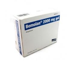 BEMOLAN (2 G GEL 30 SOBRES )