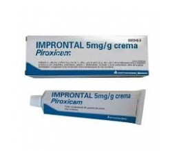 IMPRONTAL CREMA (5 MG/G CREMA 60 G )