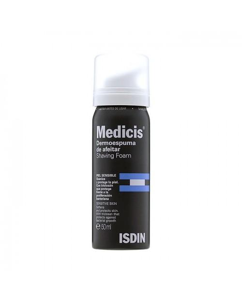 Medicis® dermoespuma de afeitar piel sensible 50ml