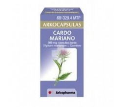 ARKOCAPSULAS CARDO MARIANO (300 MG 100 CAPSULAS )