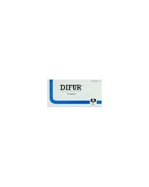 difur (120 mg 24 capsulas )