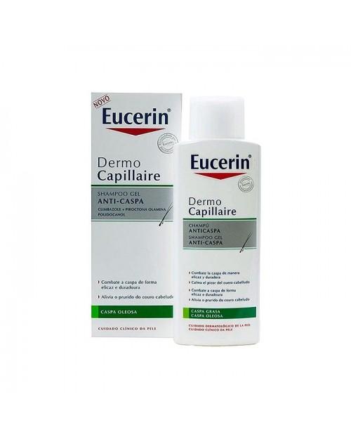 Eucerin® DermoCapillaire champú anticaspa 250ml
