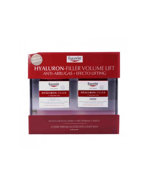 Hyaluron Filler Volume Lift Antiarrugas + Efecto Lifting