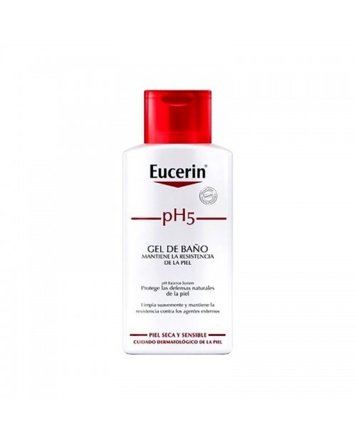 Eucerin Gel De Bany 75 Ml