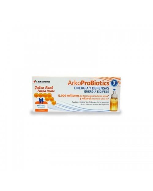 Arkoprobiotics jalea real niños 7uds