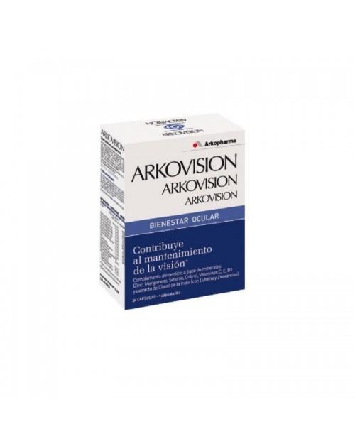 Arkovision Bienestar Ocular 30cáps