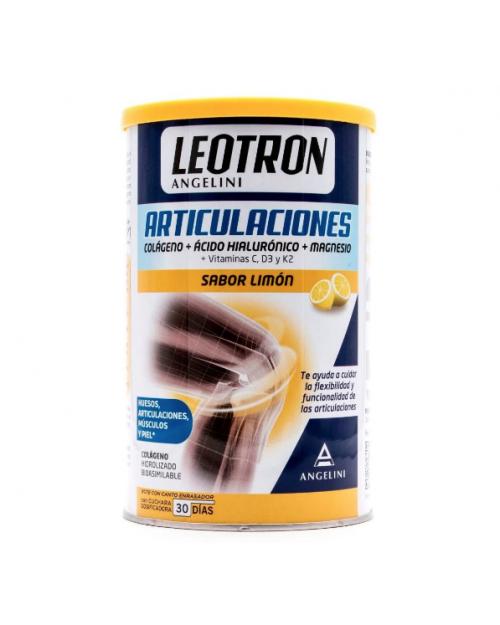 Leotron Articulaciones Sabor Limón 373gr